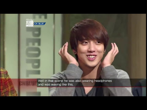 CN Blue's Interview at PaikJIYeon's People Inside ( ENG SUB)