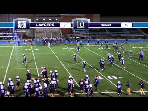 Football Lawrence vs Dracut