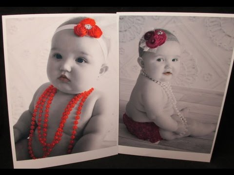 Blendabilities with Black & White Photo
