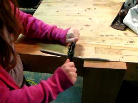 Meagan-spokeshave-woodworking-spatula video