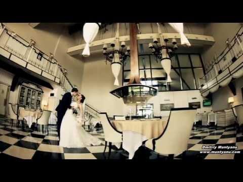 Самая КРАСИВАЯ СВАДЬБА  в Харькове.Самый красивый,лучший свадебный клип.Красивое свадебное видео