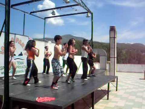 coreografia sotto la luna aaa di stefania orlando e andrea macedonio
