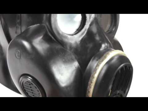 "Russian PBF Gas ""Hood"" Mask"