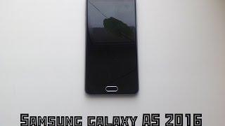 Samsung galaxy A5 2016!Все минусы!