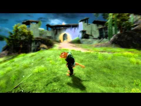 Guild Wars 2 Beta - Wanderlust