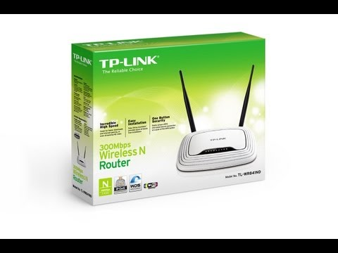 Review router wireless Tp-Link WR841ND 300 mbps
