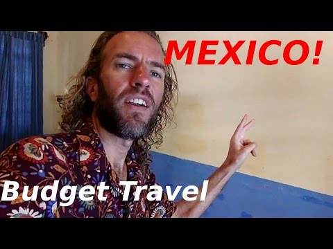 How to Travel in Mexico Super Cheap!! Budget Travel Tips