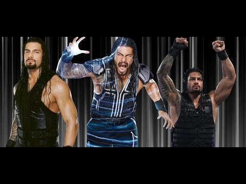 2015 WWE Royal Rumble Winner Roman Reigns - Roman Reigns WRESTLEMANIA ...