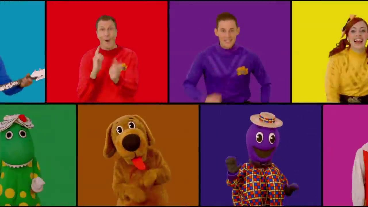 Wiggles Videos The Wiggles - Ready  Steady