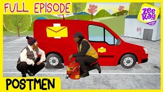 Let's Play: Postmen | FULL EPISODE | ZeeKay Junior