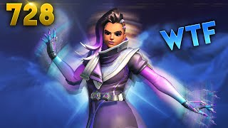 *NEW* Sombra DANCE!! | Overwatch Daily Moments Ep.728 (Funny and Random Moments)