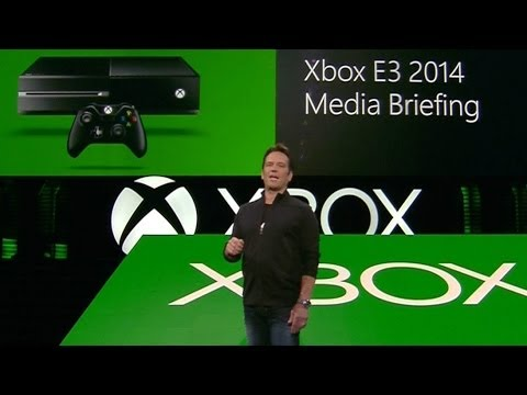 Microsoft's Entire Press Conference - E3 2014