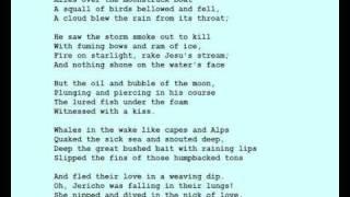 Watch Dylan Thomas Ballad Of The Longlegged Bait video