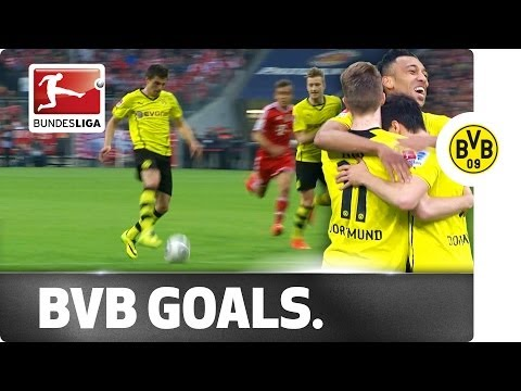 FC Bayern torn apart -- Mkhitaryan, Reus and Hofmann's Big Show