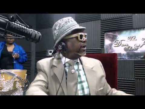 Bishop Don Juan Show Co Host DJ Krazy 3 6 15