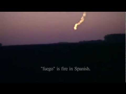 Meteorite falls and kills woman in Argentina - fireball seen falling same day in U.S Sept. 26, 2011