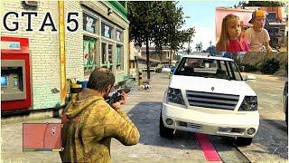 GTA 5 на PS3 | Я САМЫЙ КРУТОЙ НА РАЙОНЧИКЕ | Grand Theft Auto 5 FullHD|1080p