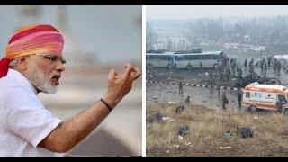 Badla liya Jayega: PM Modi on Pulwama attack
