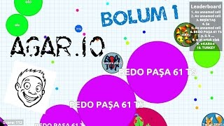 Agario - Experimental Mode Bölüm 1 (Agario Awesome Moments)