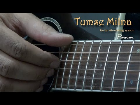 Tumse Milna - Tere Naam - Guitar Chords Lesson video