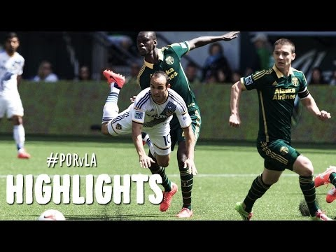 HIGHLIGHTS: Portland Timbers vs. L.A. Galaxy | May 11, 2014