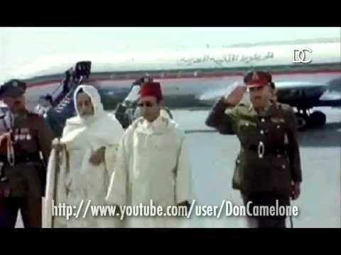 khbari.com أول زيارة رسمية للملك الحسن التاني لليبيا Music Videos