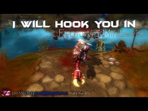 I Will Hook You In Featuring Minibever