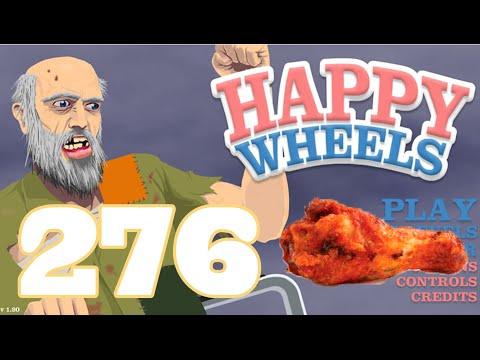 HAPPY WHEELS: Episodio 276 SOY UNA ALITA
