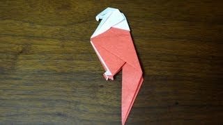 Origami Bald Eagle