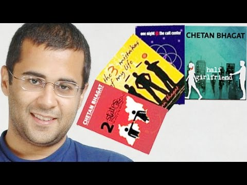 Chetan Bhagat Biography | India's Highest Selling Author
