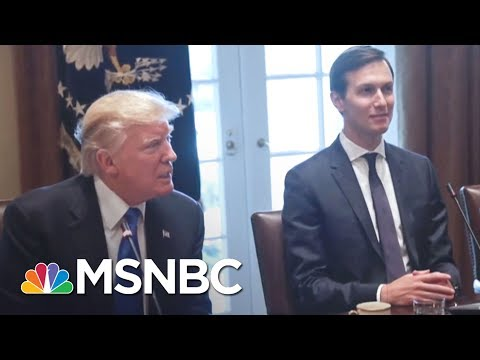 Jared Kushner's Security Clearance Is A Problem For John Kelly   The Last Word   MSNBC