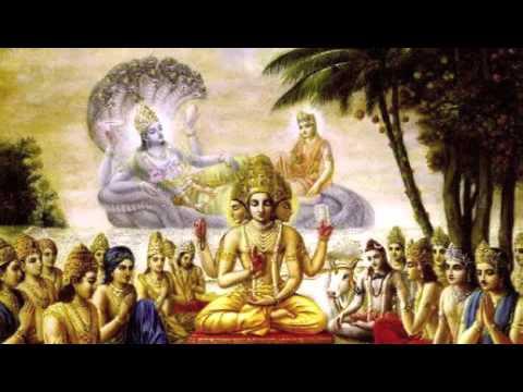 Hymn to Brahma - Brahmanandam Paramasukadam