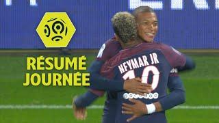 Résumé de la 6ème journée - Ligue 1 Conforama / 2017-18