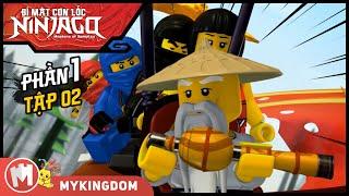 Bí Mật Cơn Lốc Ninjago - Phần 1 | Tập 02 : Gia Đình - Phim Hoạt Hình Lông Tiếng Việt