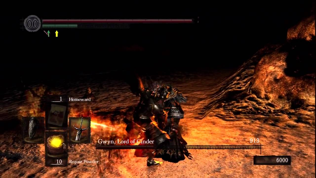 dark souls how to jump attack