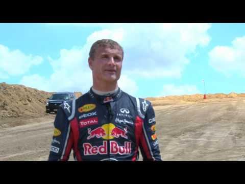 Red Bull F1 Showrun - Austin 2011