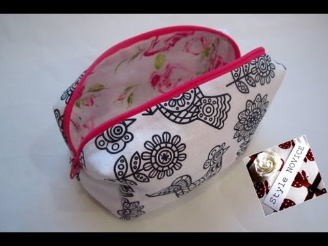 Makeup to cover bags