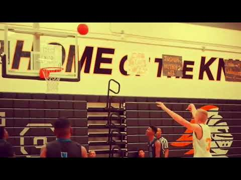 Kenny Chilson - Basketball Highlights (May, 2019)
