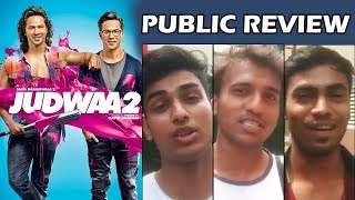 download lagu Judwaa 2 Public Review - First Day First Show gratis