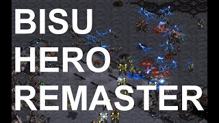 Bisu (P) v Hero (Z) on Circuit Breakers - StarCraft  - Brood War REMASTERED