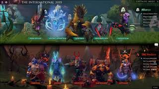 TNC vs ALLIANCE - The International 2019 - Group Stage