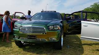 East vs West CAR SHOW 2017