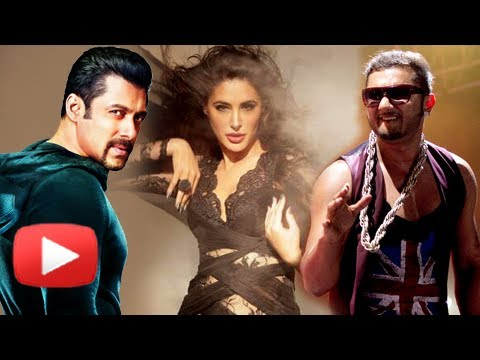 Salman Khan And Yo Yo Honey Singh Devil Song | Kick video