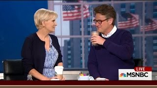 Could 'Morning Joe' Hosts Joe Scarborough and Mika Brzezinski Be Dating?