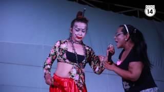 Đoàn Lô Tô Minh Thư và đêm diễn ở Kiến Tường