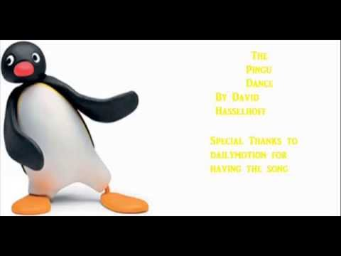 David Hasselhoff - Pingu Dance