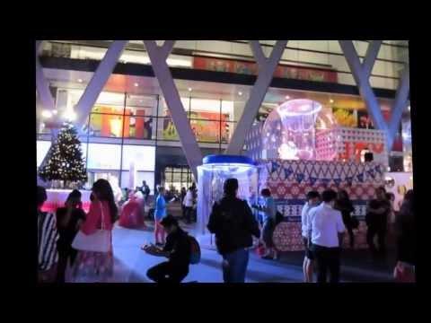 Feeling a Christmas Spirit @Central World, Bangkok, Thailand