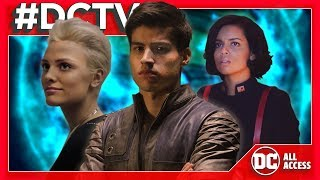 KRYPTON: Season 1 Details w/ Cast & Crew