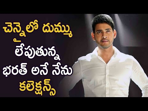 Bharat Ane Nenu Record Collections In Chennai | Mahesh Babu | Latest Telugu Movie News