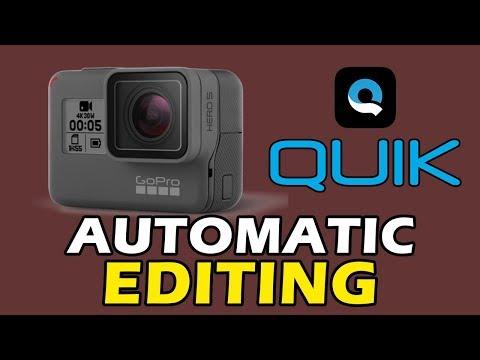 GoPro Quik for Desktop Tutorial - Automatic GoPro Editing Software